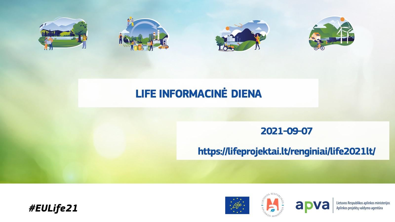 LIFE informacin4 diena banner